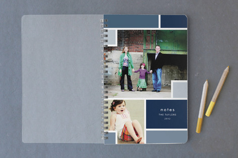 City Blocks Notebooks