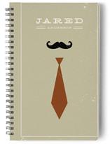 Mr. Moustache and Tie
