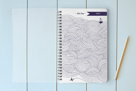 Field of Waves Notebooks