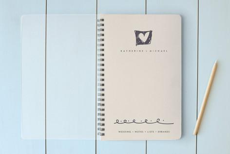 Folk Wedding Notebooks