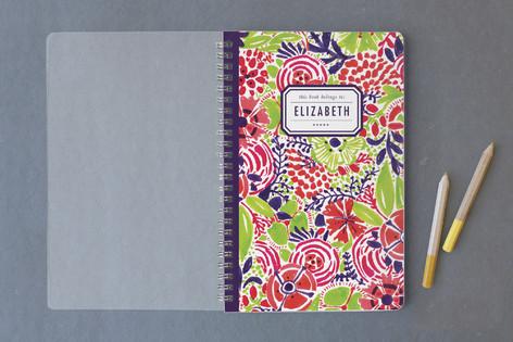Le Jardin Notebooks