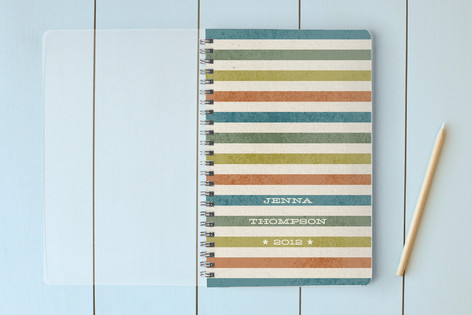 Western Stripe Notebooks