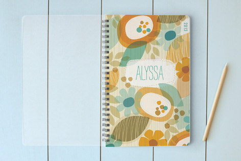 Flora Goodness Notebooks