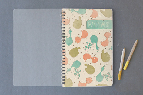 Funky Chickens Notebooks