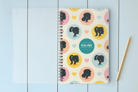 Tres Chic Notebooks