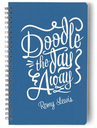 Doodlebook Day Planner, Notebook, or Address Book