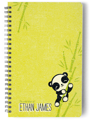 Wild One Day Planner, Notebook, or Address Book