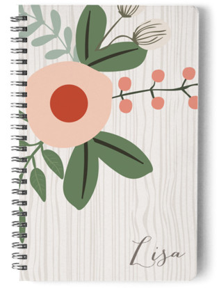 Pocketful Of Posie Day Planner, Notebook, or Address Book