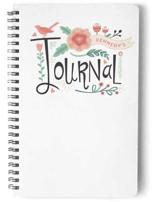 My Pretty Day Planner, Notebook, or Address Book