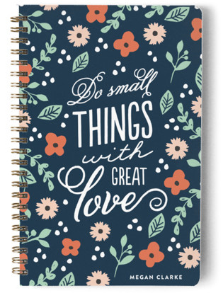 Great Love Day Planner, Notebook, or Address Book