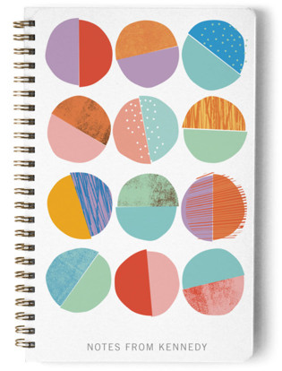 Macaroons Day Planner, Notebook, or Address Book