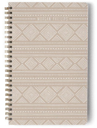 Indio Day Planner, Notebook, or Address Book