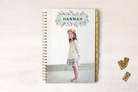 Spring Floral Frame Notebooks