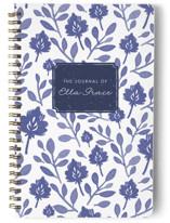 Falling Flowers Notebooks