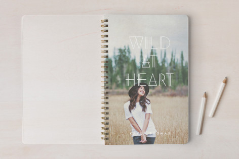Into The Wild Notebooks