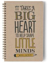 Teacher's Big Heart by Jessie Steury