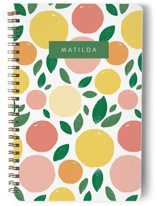 Sunny Citrus Notebooks