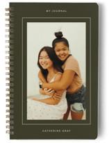 Framed Journal by Kristel Torralba