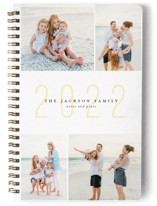 Four Photo Family Notebooks