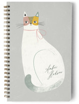 Feline Notes by Monika Drachal