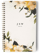 Floral Note Notebooks
