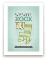 We will Rock You by Tami Bohn