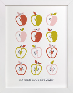 Appleseed Nursery Custom Art Print