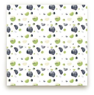 Many Moons Fabric
