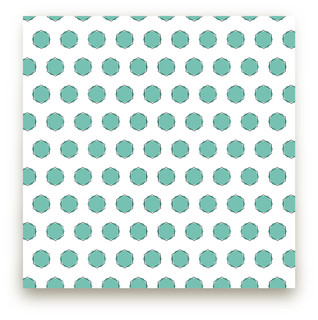 Mod Hexagon Fabric