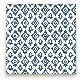 Moroccan Diamonds Fabric