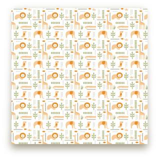 Mod Safari Fabric