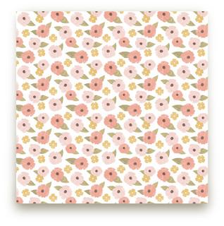 Fine Florals Fabric