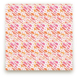 Coral Dreams Fabric