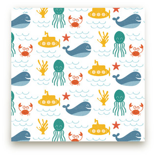 Under the Sea Fabric