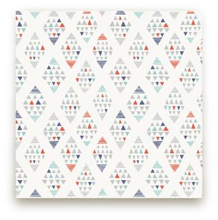 Tetrahedron Fabric