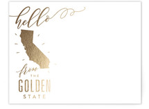 Golden State Hello by Jill Means