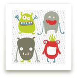 Monster Mash by Sharon Rowan