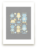 The Robot Collective by Dawn Jasper