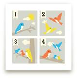 Bird Count by Tara Lilly Studio