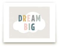 Dream BIG by Pixel and Hank