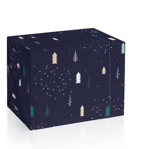 Tiny Christmas Wrapping Paper