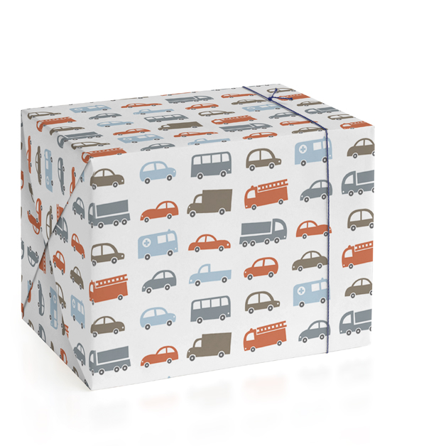 Beep Beep Wrapping Paper