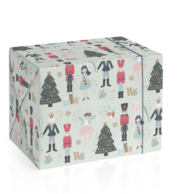 nutcracker suite Wrapping Paper