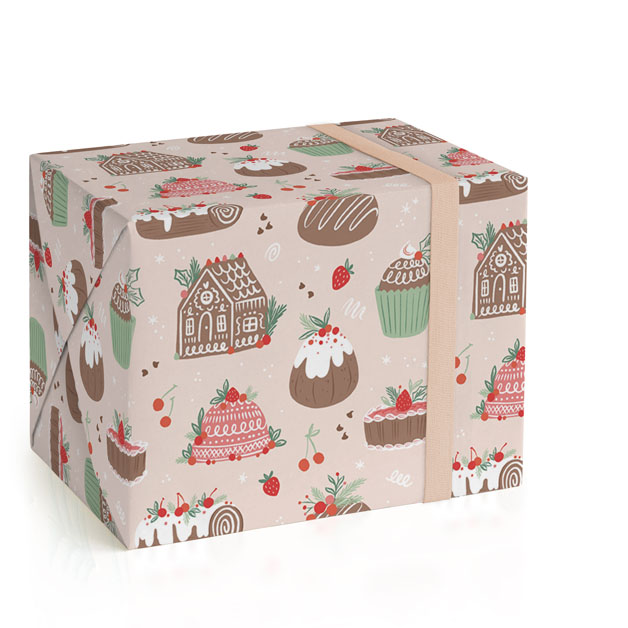 Holiday Bake Shop by Paper Raven Co.