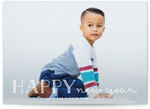 Candy Cane Merry Grand Holiday Cards