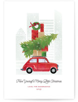 Little Christmas Big City Grand Holiday Cards