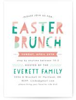 Patterned Easter