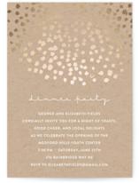 Dappled Party Invitations