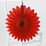 "Cherry Red 18"" Petal Tissue"