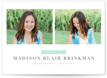 Touch of Class Graduation Announcements